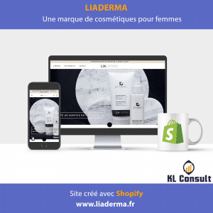 Shopify Liaderma