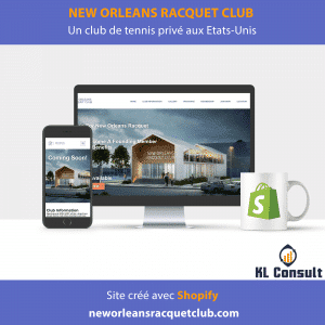Shopify New Orleans Racquet Club