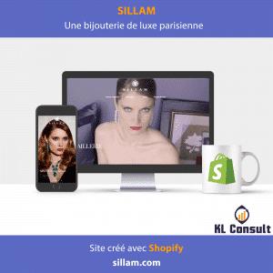 Shopify Sillam