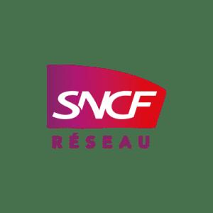 SNCF Réseau Logo