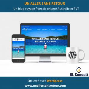 Wordpress Un Aller Sans Retour