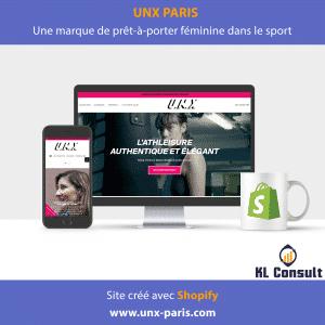 Shopify UNX-Paris