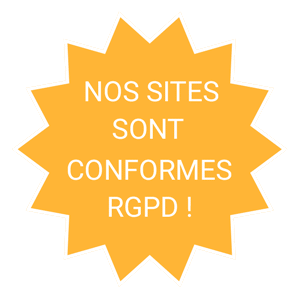 Badge Site Conforme RGPD