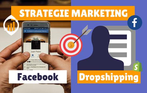Stratégie Marketing pour Shopify Dropshipping